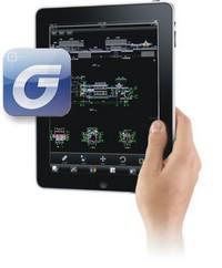 Mobiles lesen von DWG Formaten